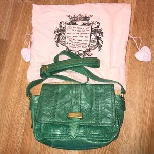 Juicy Couture leather cross body